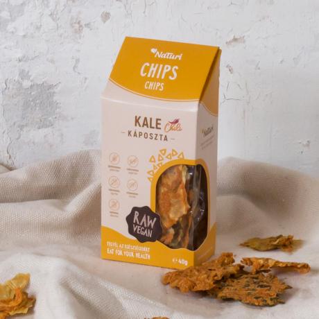 Káposzta Chili Chips