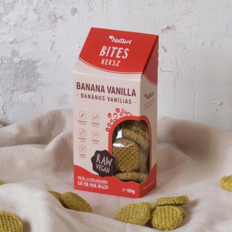 Banános Vaníliás Keksz