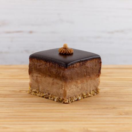 Gesztenye csoki kocka