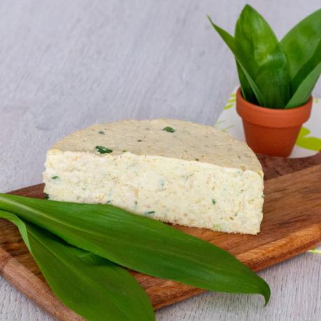 Köles sajt - Fél - Zöldfűszeres